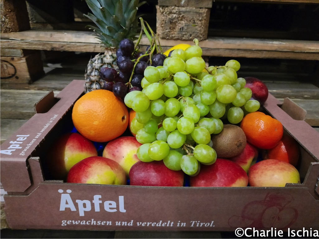 Obst und Gemüse Lagerverkauf