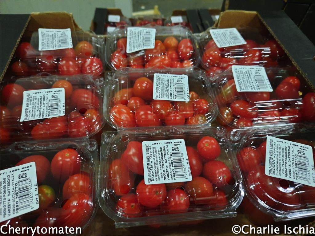 Obst und Gemüse Rampenverkauf